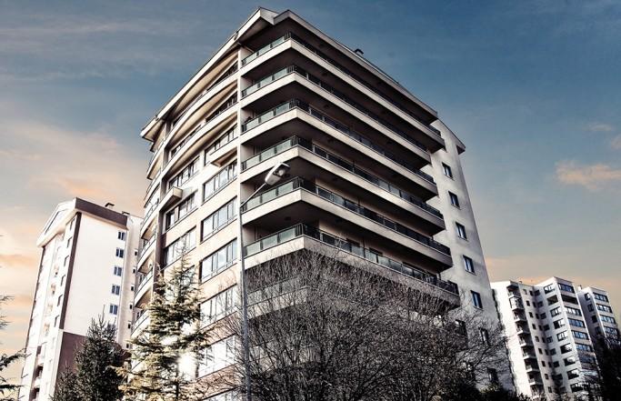Апартамент «DOĞA»